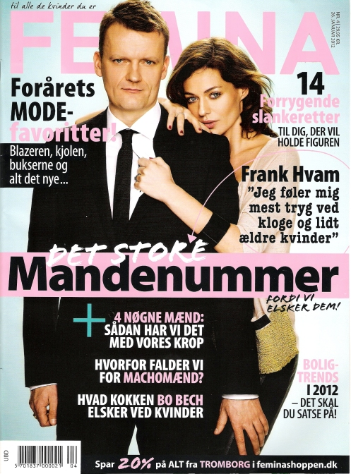 PAUL FRANK_Femina_no.4_2012_Cover
