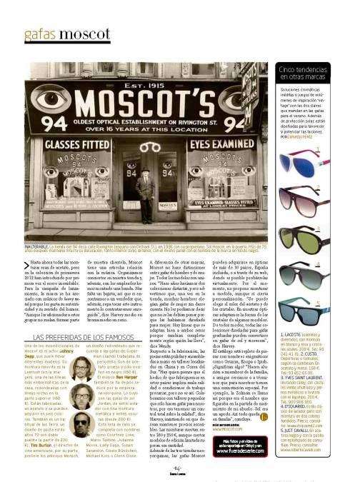 Fuera de Serie 377 - GEN - Reportajes - pag 14 - Moscot