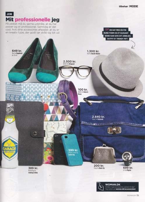 Denmarks Woman Magazine Featuring KILSGAARD