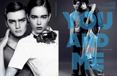 Tantalum Magazine Cover