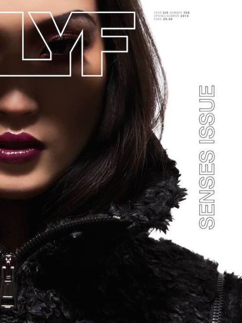 Cover of LYF Mag